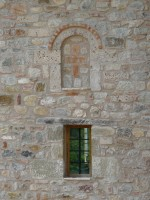 Church side window