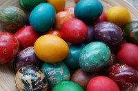 Easter eggs variation3